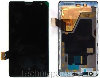 Сенсор (тачскрин) с дисплеем Nokia Lumia 1020