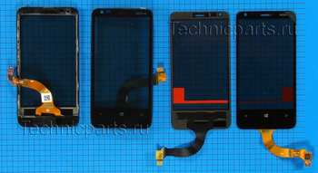 Тачскрин для телефона Nokia lumia 620