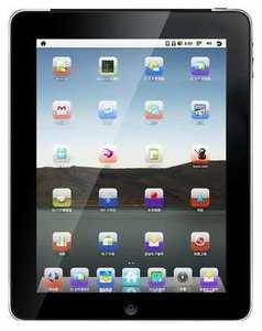 Тачскрин для планшета OODO F901