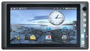 Тачскрин для планшета OODO S707