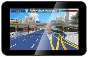 Тачскрин для планшета OODO T704 GPS