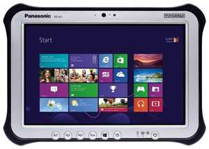 Тачскрин Panasonic Toughpad FZ-G1 3G