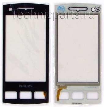 Сенсор (тачскрин) для телефона Philips Xenium W725