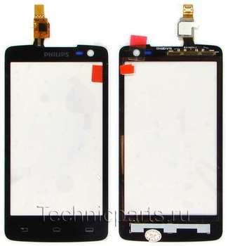 Сенсор (тачскрин) для телефона Philips Xenium W732
