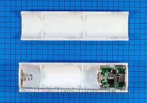 Корпус для Power Bank с одним аккумулятором 18650
