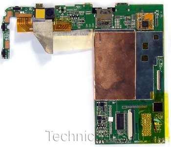 Главная плата для планшета Prestigio multipad pmp5780d Duo
