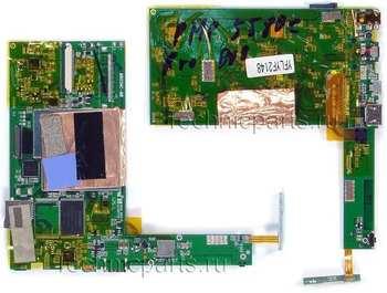 Главная плата для планшета Prestigio multipad 8.0 pro duo pmp5580C duo