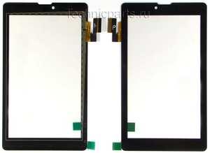 Тачскрин Haier Tablet PC D71
