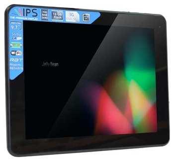 Тачскрин для планшета RBT Ultrapad M97B