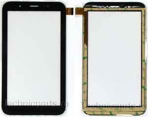 Тачскрин bb-mobile Techno 7.0 3G TM756A