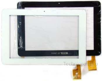 Тачскрин для планшета Ampe A10 A10s