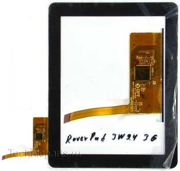 Тачскрин RoverPad 3W9.4 3G