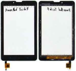 Тачскрин для планшета RoverPad Tesla 7.0 3G