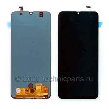 Дисплей для Samsung A50 / A505F, экран с тачскрином
