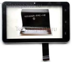 Тачскрин Treelogic Gravis 73 3G GPS