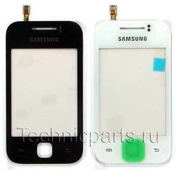 Тачскрин для Samsung GALAXY Y GT-S5360