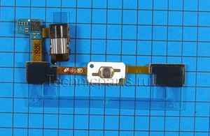 Шлейф с разъемом наушников для Samsung Galaxy J5 SM-J500F J500