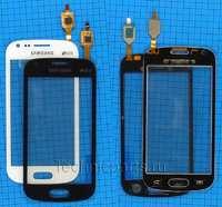 Тачскрин для телефона Samsung Galaxy S Duos GT-S7562