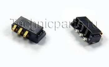 Коннектор аккумулятора (батареи) Samsung Galaxy S III mini GT-I8190
