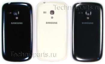 Задняя крышка (корпус) Samsung Galaxy S III mini GT-I8190