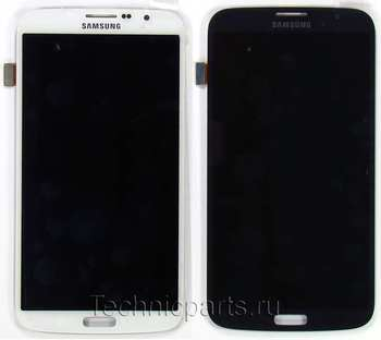 Сенсор (тачскрин) с дисплеем Samsung Galaxy Mega 6.3 GT-I9200