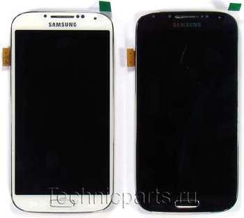 Сенсор (тачскрин) с дисплеем Samsung Galaxy S4 GT-I9500