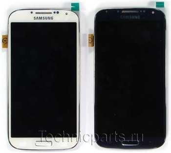 Сенсор (тачскрин) с дисплеем Samsung Galaxy S4 GT-I9505