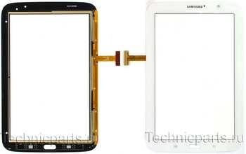 Тачскрин Samsung Galaxy Note N5120