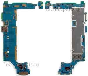 Главная плата для планшета Samsung P3110