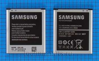Аккумулятор для телефона Samsung SM-G3518 Galaxy Core