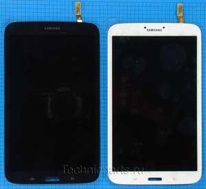 Дисплей Samsung Galaxy Tab 3 SM-T310, экран с тачскрином
