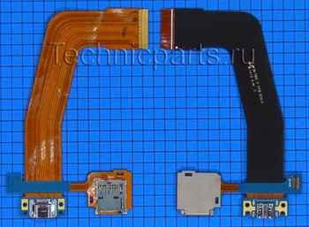 Разъем micro usb Samsung Galaxy Tab S 10.5 SM-T800