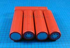 Аккумулятор INR18650 Li-ion 3.7V 2100mAh с разбора