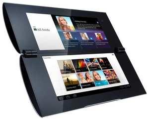 Тачскрин Sony Tablet P