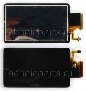 Дисплей с тачскрином для фотоаппарата Sony DSC-WX30