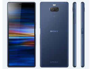 Дисплей с тачскрином (модуль) Sony Xperia 10 Dual