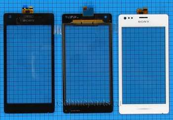Сенсор (тачскрин) для телефона Sony Xperia M C1905