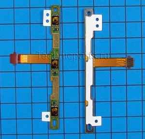 Шлейф боковых кнопок Sony Xperia SP M35C M35T M35 M35H C5302 C5303 C5306