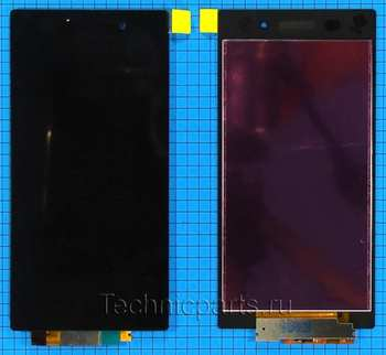 Дисплей с тачскрином (модуль) Sony Xperia Z1 L39 L39H LT39 C6903 C6906 C6943