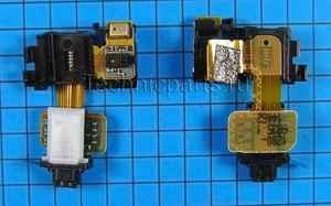 Разъем наушников с микрофоном для Sony Xperia Z3 L55T L55U D6653 D6603