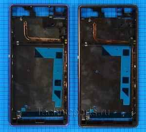 Средняя часть корпуса Sony Xperia Z3 L55T L55U D6653 D6603