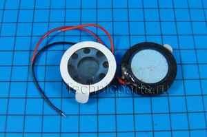 Динамик 8Ω 1W диаметр 16мм