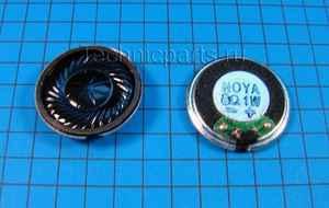Динамик 8Ω 1W диаметр 18мм
