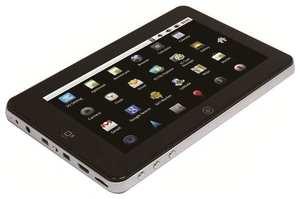 Тачскрин для планшета Tenex Tab 7.32