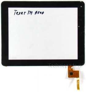 Тачскрин Texet TM-9740