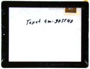 Тачскрин Texet Tm-9751HD