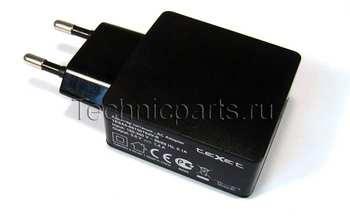 Блок питания для планшета Texet 5V 1,5A выход usb