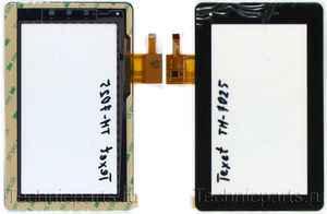 Тачскрин Texet TM-7025