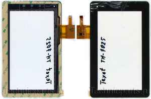 Тачскрин для планшета Flytouch C08S