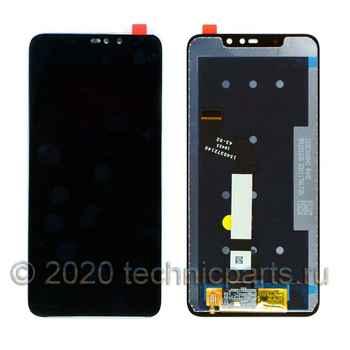 Дисплей для Xiaomi Redmi Note 6 Pro, экран с тачскрином